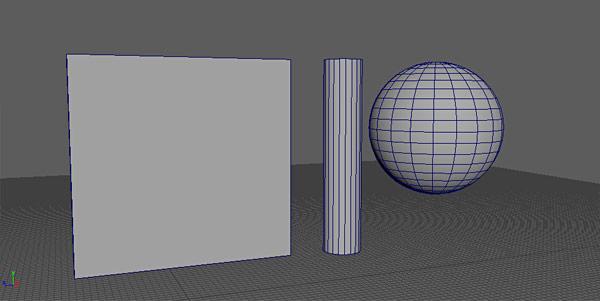 Maya LT/Maya: Geometry Modeling Basics Exercise - Beginner