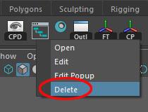 Maya LT/Maya: How to Create and Manage Custom Tool Shelf - Beginner