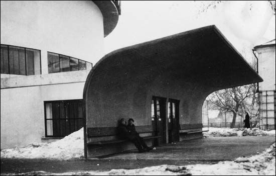 theories of avant garde architecture and the city pdf
