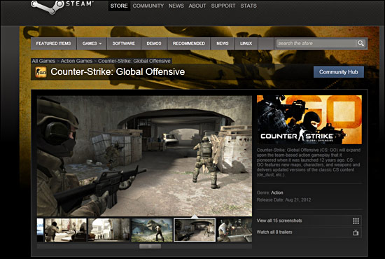 counter strike 2012 pc game free download