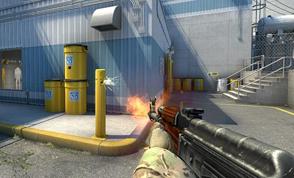 CS:GO SDK Tutorial - Terminal Ballistics or How to Test if