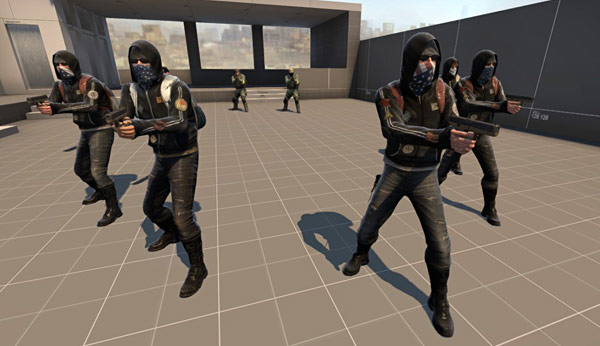 CS:GO SDK Tutorial - How to Choose/Change Your Map Team Player
