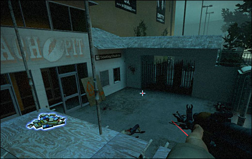 Visual Reference to Level Design  L4D2/1