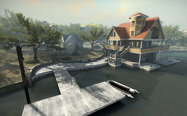 In Multiplayer Maps, You May Want A Single Focal Point (depending On The  Size And Gametype Of Course). This One Landmark Helps The Player Orient  Themselves ...