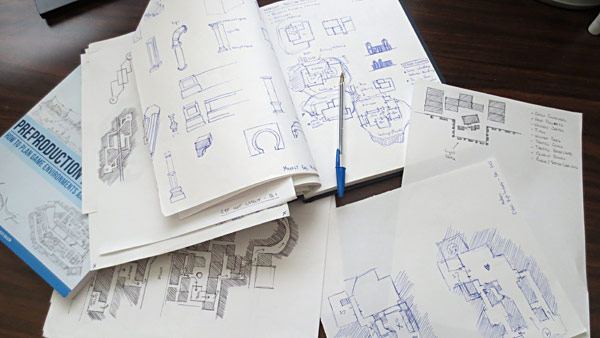 How To Plan Level Designs And Game Environments In Steps Tutorial - Contoh game design document