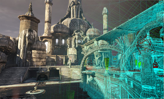 How to Reverse Engineer Level Design and Game Environment Art