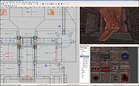 Quake 2 Map Builder