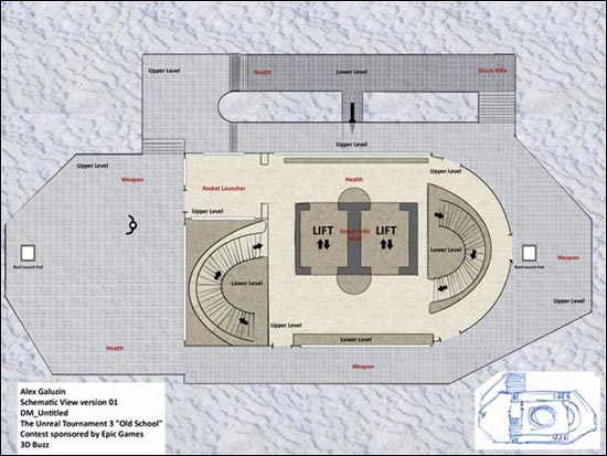 Level Design Workflow Tutorial Unreal 3