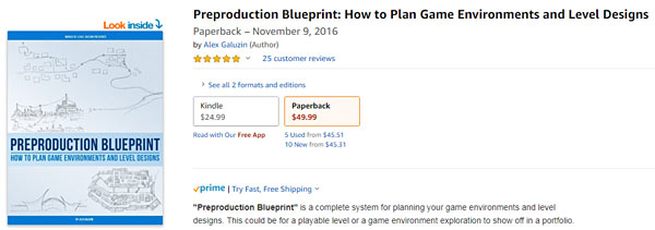25 Reviews for Preproduction Blueprint
