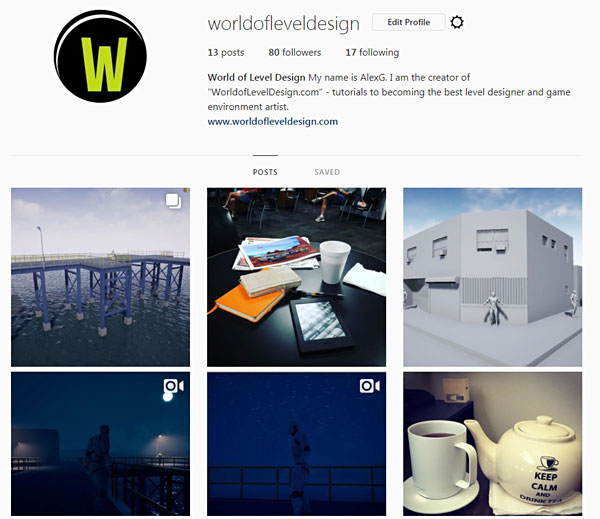 WoLD is Now On Instagram