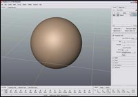 Mudbox Interface