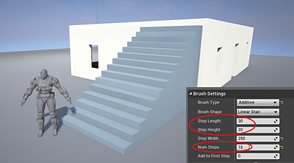 UE4: Guide to Player Scale and World Architecture Dimensions