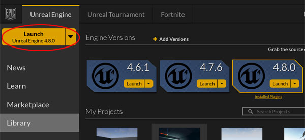 UE4: How to Convert/Update Projects to a New Unreal Engine 4 Version