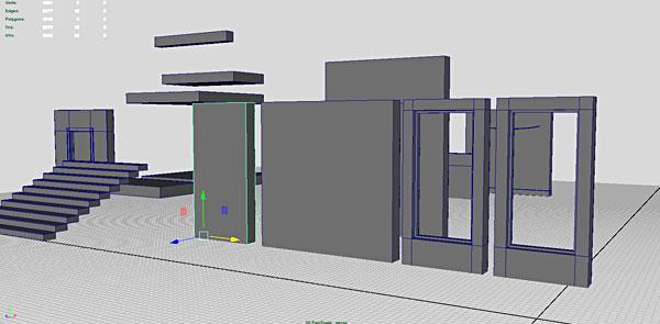 Fps Building System Design