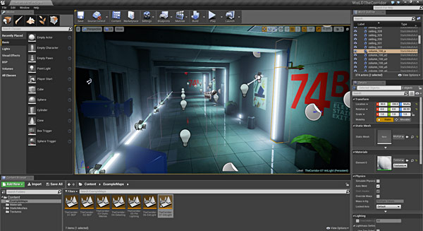UE4: 16 Principles - How to Start Learning Unreal Engine 4
