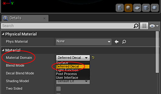 UE4: How to Create Your First Decal Material Tutorial