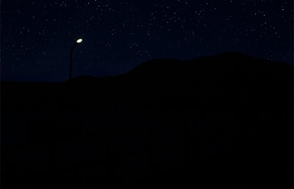 UE4 Tutorial: Night Time Lighting - Starry Sky with BP Sky Sphere