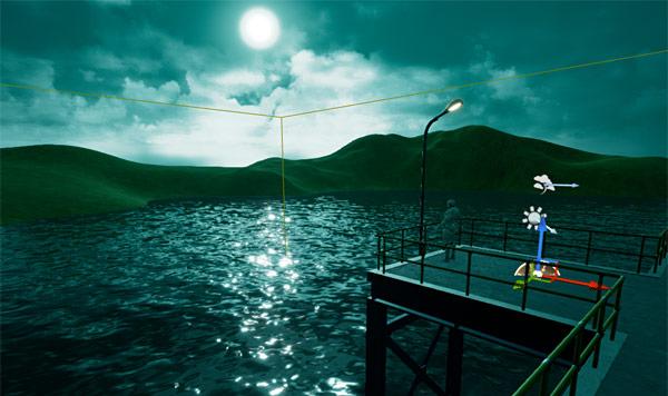 UE4 Tutorial: Night Time Lighting