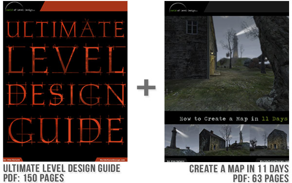 Subscribe and Get 2 Free Level Design PDF Guides