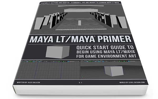 Subscribe and Get a Free Maya LT/Maya PDF Guide