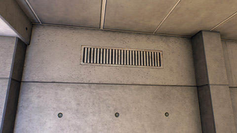 Sewer grate panel?