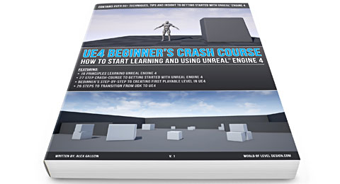 Bonus #1: UE4 Beginner's Crash Course PDF