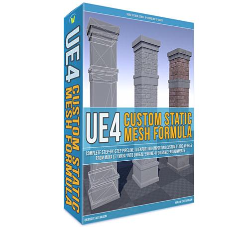 Ue4 Make Static Mesh